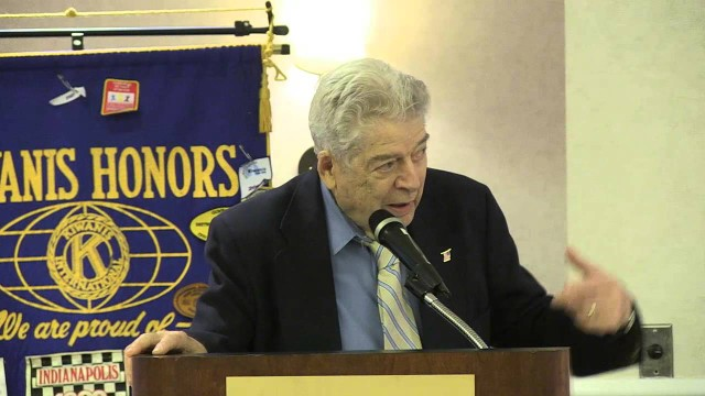 Kiwanis Club Ceremony, May 19, 2015