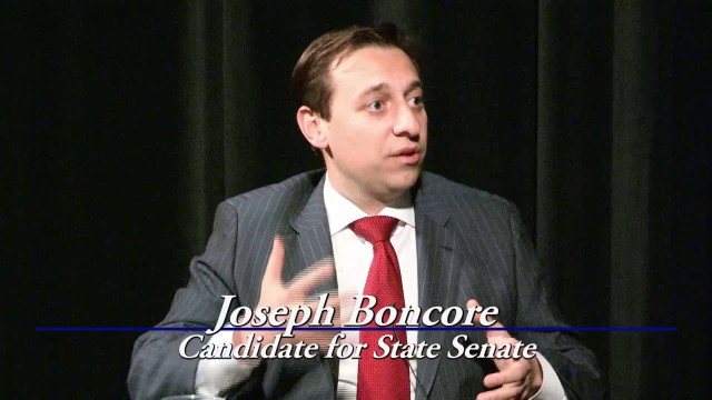 Senate Candidate Boncore March 2016