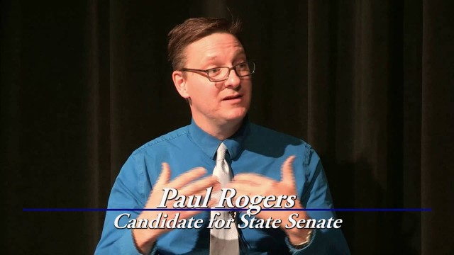 Senate Candidate Rogers March 2016