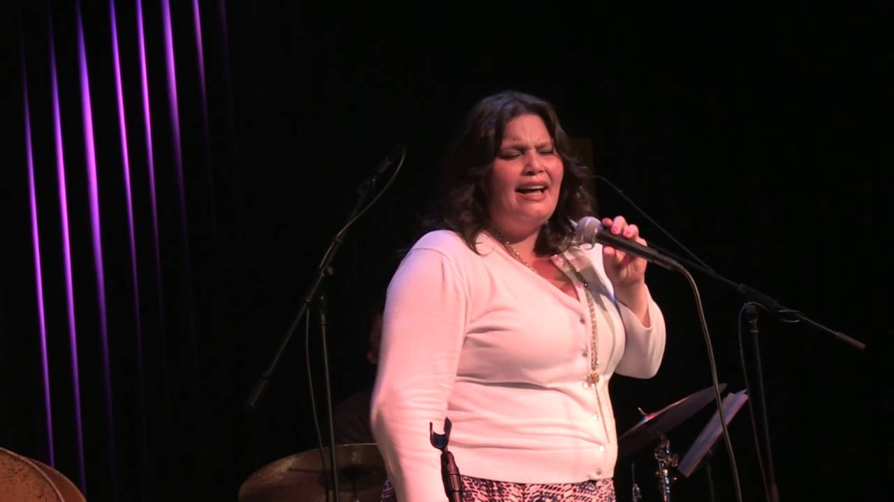 Jazz at the Firehouse – Marianne Solivan
