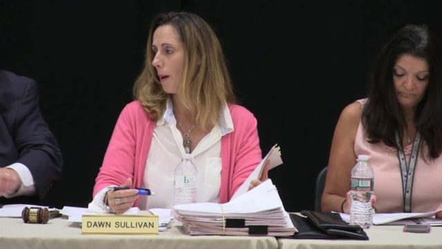 Winthrop School Committee Meeting of September 19, 2016