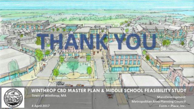 Winthrop Town Council Meeting of April 4 2017