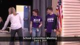 Winthrop School Committee Meeting of June 4, 2018